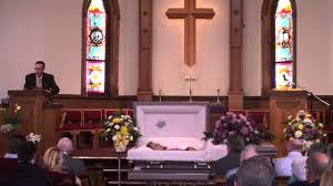 funeral for lucile b youtube