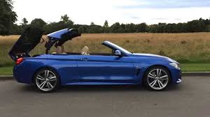 bmw 4 series hardtop convertible bmw 4 series convertible roof operation