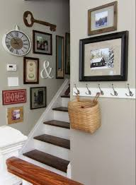 Ideas To Decorate Staircase Wall Home Design Ideas and
