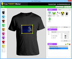 free tshirt maker download