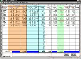 stock report template excel freeware stock maintain software excel