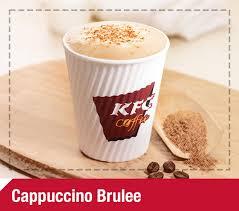 Coffee Kfc menu kfc kfc coffee kfcku