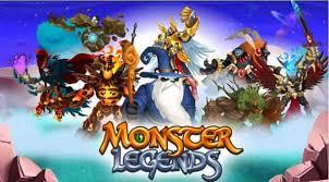 monster legends hack unlimited gems gold and food