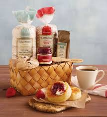 Breakfast Gift Baskets English Muffin Sampler Basket Breakfast Gift Basket Wolferman U0027s