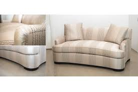 Modern Loveseat Sofa Curved Sofas And Loveseats Forsalefla Regarding