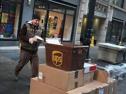 ups and fedex are preparing for but it may not be