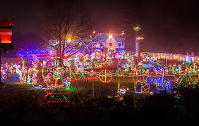 christmas lights in pa the top residential holiday light displays in the philadelphia area