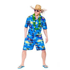 Halloween Hawaiian Shirt by Mens Hawaiian Party Guy Luau Summer Beach Bbq Shirt U0026amp Shorts