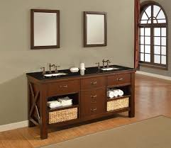 Furniture Style Bathroom Vanities 14 Cool Mission Style Bathroom Vanity Ideas Direct Divide