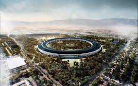 download apple spaceship campus wallpapers