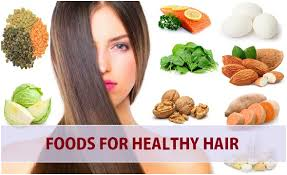 what is a healthy diet for hair growth healthy eating