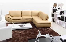 beige leather sectional sofa furniture leather sectional sofa for large room black leather
