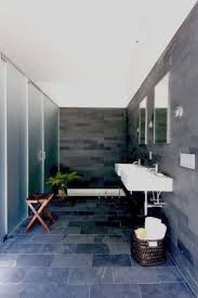 Black Bathroom Tiles Ideas 473 Best Slate Ideas Images On Pinterest Architecture Live And Home