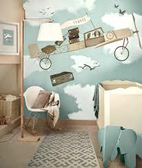 kinderzimmer deko ideen babyzimmer wandgestaltung ideen gepolsterte on moderne deko in