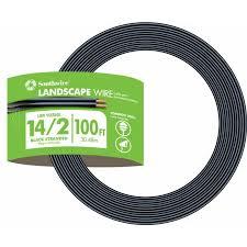 Landscape Lighting Cable Shop Landscape Lighting Cables Connectors At Lowes