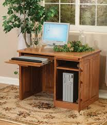 Flat Computer Desk Flat Top Computer Desk With Raised Panel Back 42