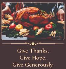 thanksgiving campaign the infinite smile project