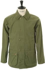 Barbour Made for Japan Overdyed SL Bedale Olive