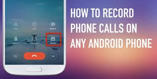how to record calls on android phone for free best call recorder - Record Phone Calls Android