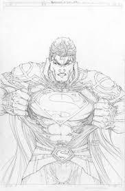 superman jorge jimenez comic art comics reference pinterest