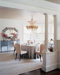 The Dining Room by Martha U0027s Lily Pond Lane Home Martha Stewart