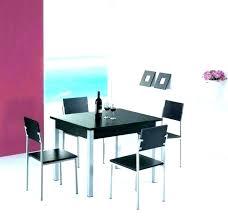 table cuisine haute table cuisine chaise encastrable table cuisine chaise encastrable