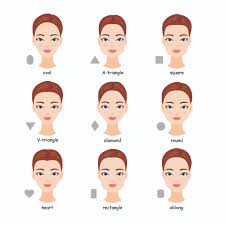 the best hairstyles for women with heart triangle shaped faces