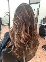 caramel balayage highlights on dark hair best balayage hair