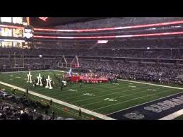 cowboys thanksgiving halftime show