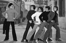 go go dancing in groovy greek film u2013 voices of east anglia