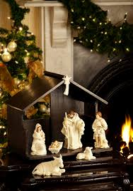 north west news group win one of 5 belleek living nativity sets