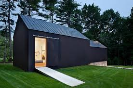 Modern Barns Country Estate Roger Ferris Partners Archdaily