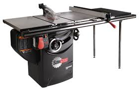 sawstop professional cabinet tablesaw pcs