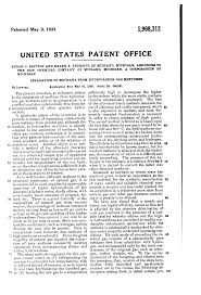 patent us1908312 separation of methane from hydrocarbon gas