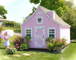 shed playhouse plans indoor backyard play house childrens custom diy playhouse plans