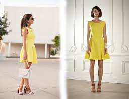 Comfortable Heels For Plus Size Yellow Dresses What To Wear With Yellow Dress Ladylife