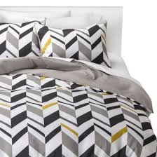 Grey Chevron Duvet Cover 72 Best Grey Duvet Cover Queen Images On Pinterest Duvet Covers
