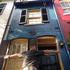 narrowest house in boston this house in virginia is one of a kind