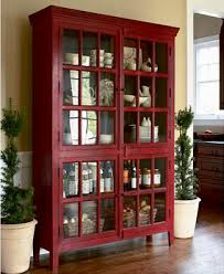 how to display china in a cabinet rojo cabinet from crate barrel a modern china cabinet