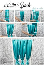 turquoise chair sashes chair sash drape table runner decor advice