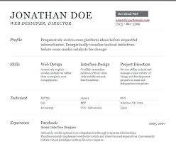 html resume template free download professional templates u2013 inssite