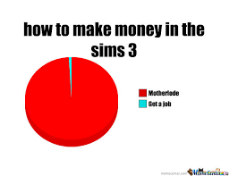 Make Money Meme - how to make money in the sims 3 by stylesloverxo meme center