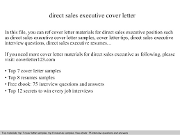 cover letter position resume sales