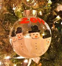 to 2 posh lil divas handprint snowman snow filled keepsake