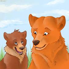 brother bear character sketche hesstoons deviantart