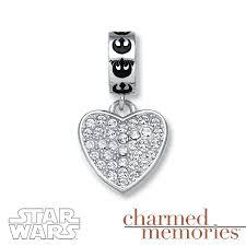kay jewelers charm bracelets new kay jewelers x star wars charms the kessel runway
