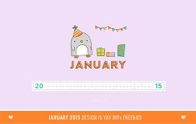 printable planner january 2015 january 2015 wallpaper calendar planner design is yay