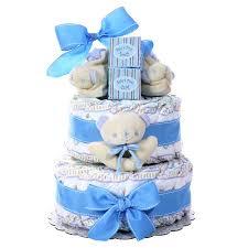 tier diaper cake boy u0027s baby gift