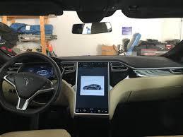 Tesla Minivan Model S 2015 Midnight Silver D631c Only Used Tesla