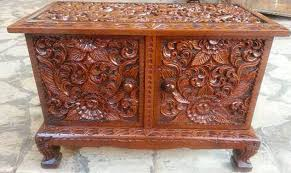 jewellery box rings images Intricately carved wooden jewellery box with 4 drawers plus top jpg